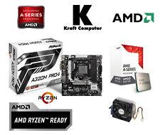 PC Bundle AufrüstKit AMD A8-9600 (4x3,4GHz) + AsRock A320M Pro4 + Radeon7 Grafik