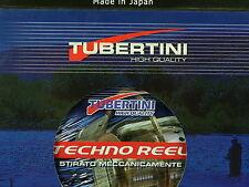 Monofilo Tubertini Techno Reel 0,16 kg3,4 1000 metri pesca bolognese fiume mare