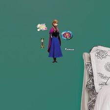 Brand New Fathead Disney Frozen Anna Fathead Teammate Wall Decor