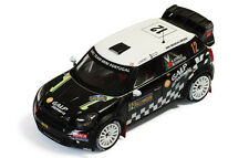 Mini John Cooper Works #12 15th Rally Sweden Araujo / Ramalho 1:43 Model RAM504