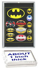 Batman Bat Signal History Acrylic Executive Display Piece Desk Top Paperweight