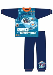 GO JETTERS PYJAMAS 4 SIZES NEW WITH TAGS CBEEBIES