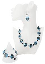 Turquoise Crystal Costume Jewellery Sets