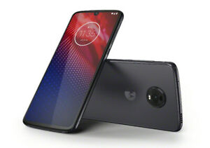 Motorola Moto Z4 XT1980-1 | 128GB | Grey (Fully Unlocked Network) CDMA+GSM