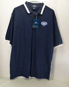 Air Force Falcons Logo Mens Team Polo Shirt Size Large L  NEW