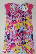 Primark My Little Pony Kids Girls Polyester Pink Nightie Nightwear Sleepwear New