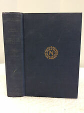 NAPOLEON By Emil Ludwig - 1929 - 18th prtg - Biography - Military History