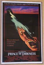 John Carpenter's Prince of Darkness 11X17 Movie Poster Pleasance Cooper