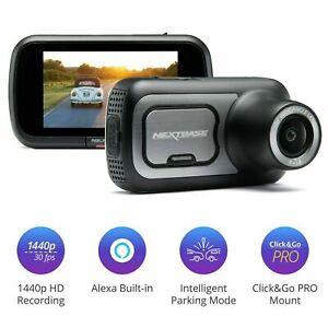 Nextbase 422GW - Series 2 Car Dash Camera - Full 1440p/30fps HD Recording DVR