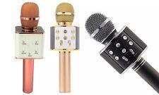 Lautsprecher Wireless Bluetooth Karaoke Mikrofon Handheld Microphone