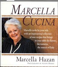 Marcella Cucina, Italian Recipes Cookbook by Marcella Hazan