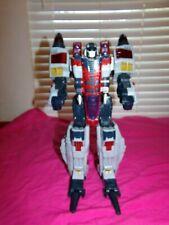 "Transformers Cybertron Supreme Starscream Large 14"" Figure Leader Class 2004"