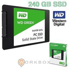 "SSD WD Green SSD 240GB SATA-6Gb WDS240G1G0A HARD DISK STATO SOLIDO INTERNO 2,5"""