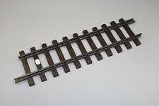 ZE059 LGB Lehmann train 10000.10 G Rail 1  droit laiton 300 mm straight track