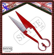 """14"""" SHEEP SHEARS / TOPIARY MADE OF QUALITY STEEL"""