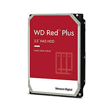 Hdd Wd 3 Tb Red Plus Cmr P/N Wd30efzx