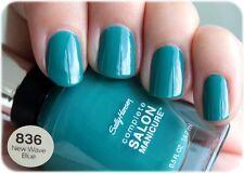 SALLY HANSEN Complete Salon Manicure Nagellack (New Wave blue) NEU&OVP