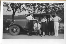 Grande Photo - Automobile - Années 1920 / 1930 - 16/24 cm -