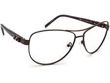 Genuine Swarovski Crystal Aviator Sunglasses FRAME ONLY HD0304X 49E 60-14 135