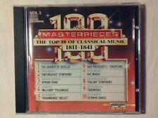 CD 100 masterpieces vol. 5 - The top 10 of classical music 1811 - 1841 ROSSINI