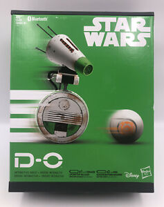 New Hasbro Star Wars: The Rise of Skywalker D-O App-Controlled Interactive Droid