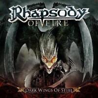 Rhapsody Of Fire - Dark Wings Of Steel (Limited Digi) (NEW CD)