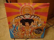 300 PIECE--JIMI HENDRIX / AXIS-BOLD AS LOVE--REDISCOVER ALBUM COVER PUZZLE (NEW)
