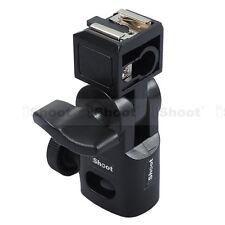 Hot Shoe Mount Flash Bracket/Umbrella Holder for Nikon SB910/SB900/SB800/SB700