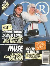 MAGAZINE OOR 2003 nr. 14/15 - MUSE/COLDPLAY/LED ZEPPELIN/R.E.M./SOLOMON BURKE