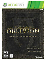 The Elder Scrolls IV: Oblivion (Game of the Year Edition)  (Xbox 360)