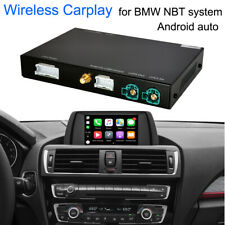 Wireless CarPlay for BMW NBT System 2012-2017 Android Auto Mirror Link AirPlay