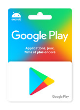 Google Play 5 EUR FR - Code-Código digital-Key Code-Codice