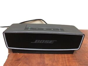Bose SoundLink Mini Bluetooth Portable Speaker System - Black