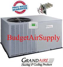 2 Ton 14 Seer ICP/Carrier- GrandAire Model Heat Pump Package unit+ FREE EXTRAS