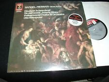 HANDEL°MESSIAH<>KLEMPERER<>Lp Vinyl~Germany Pressing~EMI-ANGEL AE-34465