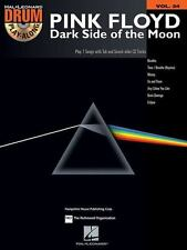 DARK SIDE OF THE MOON PINK FLOYD DRUM PLAY-ALONG - PLAY-ALONG BOOK/CD 701612