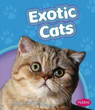 Exotic Cats-ExLibrary