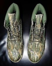 TIMBERLAND MEN CAMOUFLAGE ANKLE BOOTS NEW SIZE 8 1/2 USA - 7 1/2 UK - 41 EU