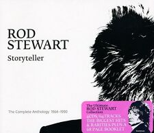 Storyteller: The Complete Anthology 1964-1990 - Rod Stewart (2011, CD NEUF)