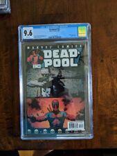 Deadpool #55 CGC Graded 9.6 Deadpool vs Punisher part 2