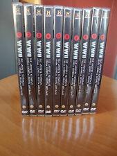 10 DVD COLLANA COMPLETA WWII GLI ARCHIVI RITROVATI  NEW