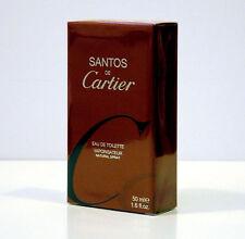 CARTIER SANTOS DE CARTIER PROFUMO UOMO EAU DE TOILETTE EDT 50 ML