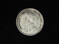 1920 Canada 10 Cents - Silver - XF