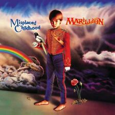 Marillion MISPLACED CHILDHOOD 3rd Album REMASTERED Gatefold NEW SEALED VINYL LP
