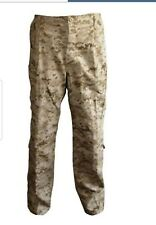 Genuine Issue USMC Desert Marpat FROG Combat Trousers large regular