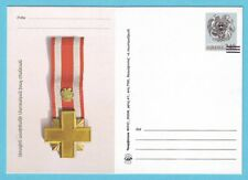 2006 Martial Cross First Class Military Armenia Armenian Order Award Postal Card