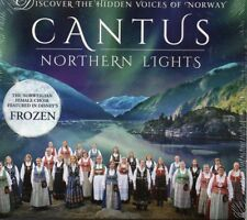 """CANTUS - NORTHERN LIGHTS     *NEW & SEALED 2017 CD ALBUM*   FROM """"FROZEN"""""""