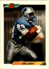 """1992 Bowman Football """"Main Set"""" Cards #201 to #400 Rookies and Veterans"""