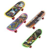 Mini 4 Pack Finger Board Tech Deck Truck Skateboard Toy Gift Kids Children P3M5