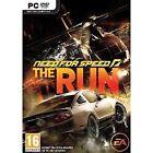 Computer PC Spiel Need for Speed - The Run - Autorennen Neu